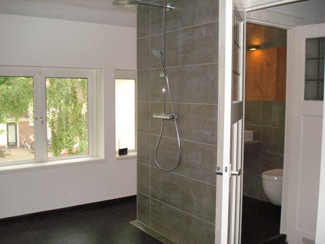 Inloop badkamer